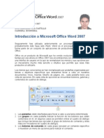 TUTORIAL DE WORD 2007[1]