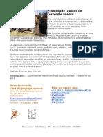 PAS - Parcours Audio Sensible - Écologie sonore