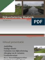 Dijkverbetering Waalwijk vs 24-06