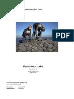 Variantenstudie Versie 17-06