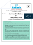 JEE Main 2015 Solutions by Aakash.pdf