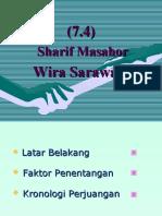 Sharif Masahor
