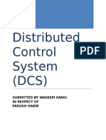 Distributed Control System Assignment