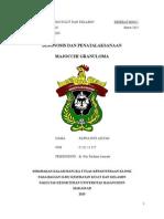Referat Majocchi's Granuloma