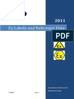 Aemt Ex Labels Guidelines