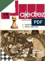El Ajedrez 15 - Revista