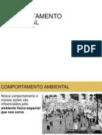 comportamento Ambiental Compact
