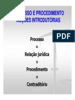 Procedimento - Noções Gerais (2)