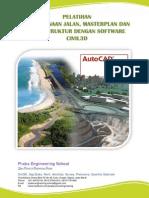 Training Jalan Dan Infrastruktur Dengan Civil3D