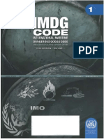 Imdg Code 2008 Vol 1