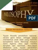 Pendidikan Nasional Dan Pendidikan Karakter