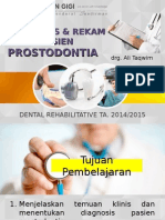 l04-Diagnosis & Rekam Medis Prostodontia