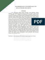 Studi Sistem Dispersi Padat Asam Mefenamat