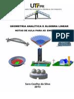 Geometria Analitica e Algebra Linear Para Iniciantes