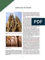 Arquitectura de España