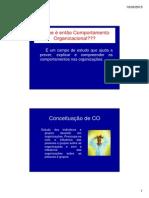 COMPORTAMENTO+ORGANIZACIONAL [Modo de Compatibilidade]