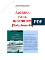Álgebra Para Ingenieros (Solucionario)