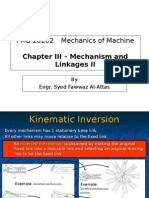 Chapter 03 - Mechanism and Linkages_Part B