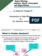 Basic Cluster Analysis