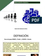 Modulo Demografia Basica
