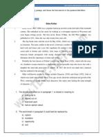 Reading TOEFL