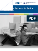 Starting a Business in Berlin