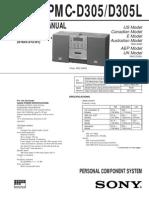 COMBINA AUDIO SONY-PMC-D-305---305L.pdf