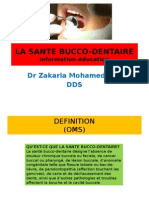 La sante bucco Dentaire
