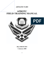 Field Training Manual