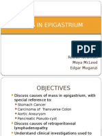 Mass in Epigastrium-2