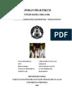 NITRASI FENOL Revisi (Ahmad Hidayatullah)