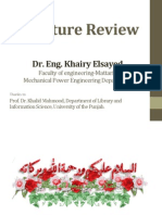 Lecture on Literature review.pdf