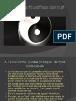 CONSTANTES FILOSÓFICAS DEL MAL