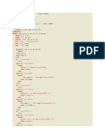 8bit Array Multiplier verilog code