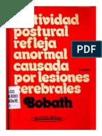 Actividad Postural Refleja Anormal [Bobath]