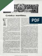 Vida Marítima. 20-8-1905