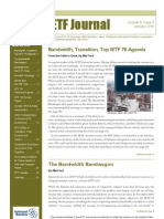 IETF Journal - Volume 5, Issue 3 (January 2010)