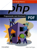 PHP - Programando Com Orientação a Objetos