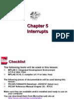 Chapter5 InterruptsInterru