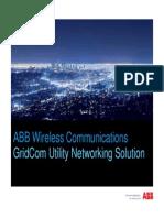 ABB Sistemas Comunicacion Inalambrica