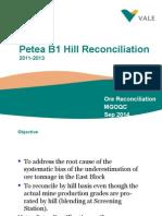 2011_2013 Petea B1 Hill Reconciliation