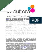 La Cultora_Concha Maza