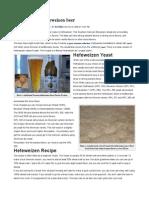 hefeweizen generic good brew