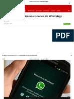 10 Trucos Que Quizá No Conoces de WhatsApp - BBC Mundo