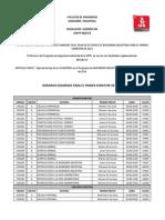 Previos Finales i Semestre 2014