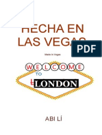 Abi Lí - Hecha en Las Vegas