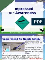 Compressed Air Awareness