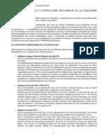 Tema 8 Evolución y Distribución Geográfica de La Población Española