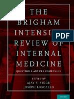 Brigham Review Medicine