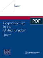 Corporation Tax in the Uk Feb 2011